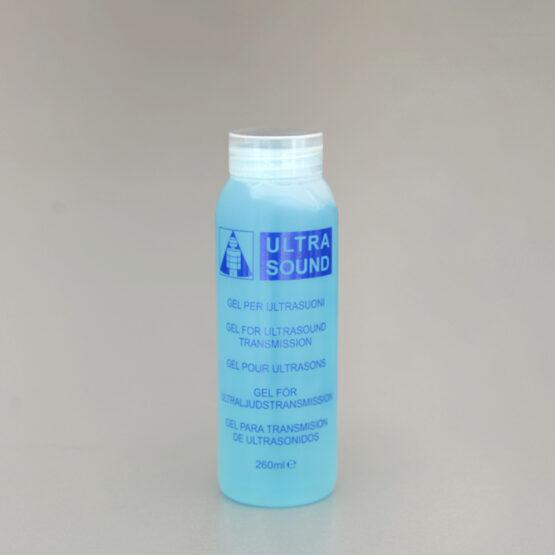 Ultrasound gel blue 260 ml