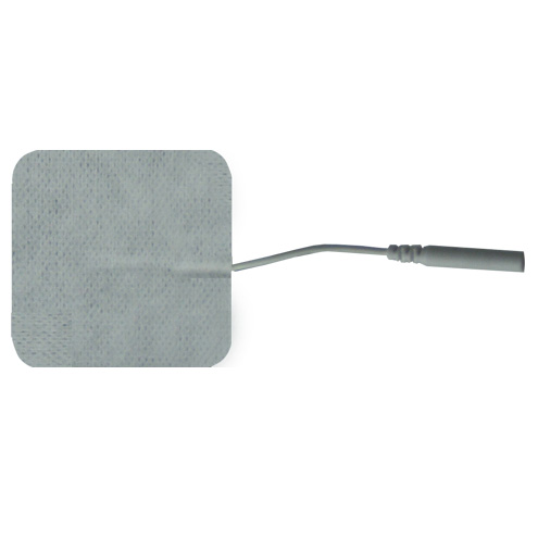 electrode for electrical stimulation with cable 50x50