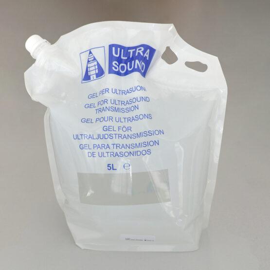 Ultrasound gel transparent 5 litre